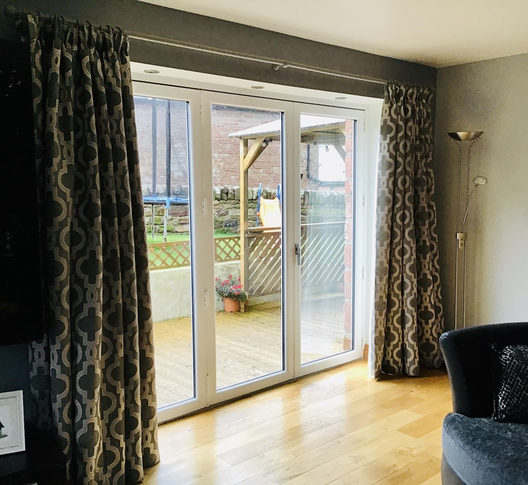 custom high quality curtains made by sew it seams